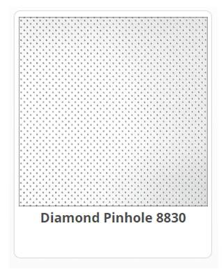 Diamond-Pinhole