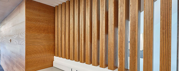 Acoustic Wood Wall Stats