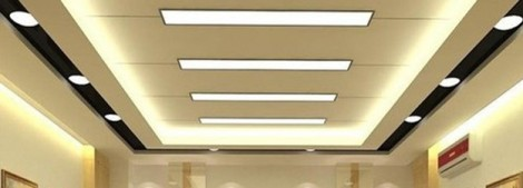 False Ceilings And Its Types