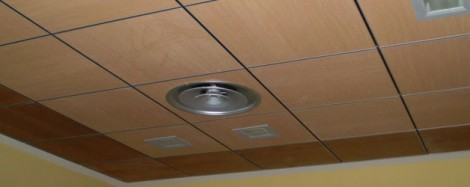 Different Types of False Ceiling