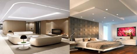 Residential False Ceiling